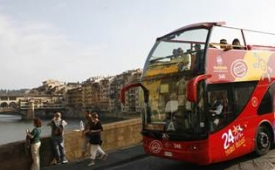 Oferta Viaje Hotel Bus turístico de Florencia - City Sightseeing Tour