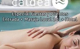 Oferta Viaje Hotel Caldea - Especial Fiestas y Puentes: Entrada + Masaje Local 20' + Hotel