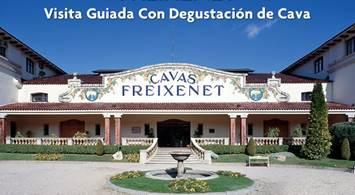 Oferta Viaje Hotel Freixenet – Visita Guiada Con Degustación de Cava
