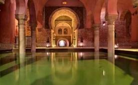 Oferta Viaje Hotel Hammam Al Ándalus Granada-Baño relajante