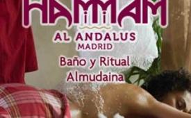 Oferta Viaje Hotel Hammam Al Ándalus Madrid - Baño y Ritual Almudaina
