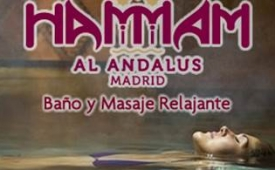 Oferta Viaje Hotel Hammam Al Ándalus Madrid - Baño y Masaje Relajante