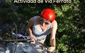 Oferta Viaje Hotel Huesca - Actividad de Via Ferrata
