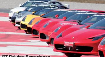 Oferta Viaje Hotel GT Driving Experience - Piloto por un día