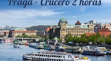 Oferta Viaje Hotel Praga - Crucero 2 horas