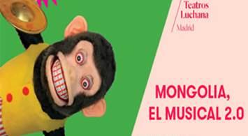 Oferta Viaje Hotel Mongolia - El Musical 2.0