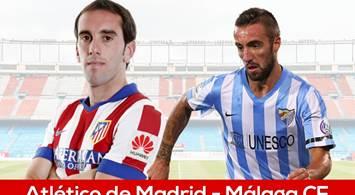 Oferta Viaje Hotel Atlético de Madrid - Malaga CF
