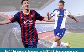 Oferta Viaje Hotel FC Barcelona - RCD Espanyol