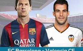Oferta Viaje Hotel FC Barcelona - Valencia CF