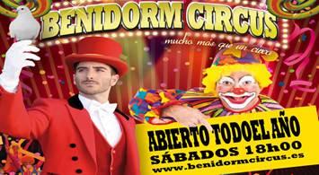 Oferta Viaje Hotel Benidorm Circus