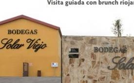 Oferta Viaje Hotel Solar Viejo – Visita guiada con brunch riojano