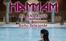 Oferta Viaje Hotel Hammam Al Ándalus Córdoba - Baño Relajante