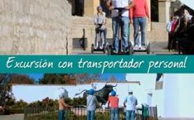 Oferta Viaje Hotel Excursión con transportador personal