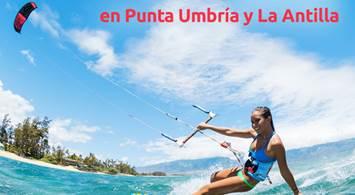 Oferta Viaje Hotel Kitesurf en Punta Umbría y La Antilla