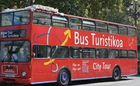 Oferta Viaje Hotel Bus Turistico Bilbao