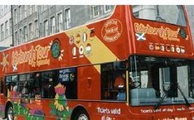 Oferta Viaje Hotel Edimburgo City tour hop on hop off - City Siteseeing