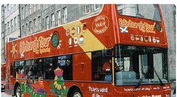 Oferta Viaje Hotel Edimburgo City tour hop on hop off - City Siteseeing
