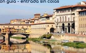 Oferta Viaje Hotel Galería Uffizi, con guía, entrada sin colas