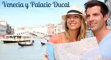 Oferta Viaje Hotel Visita a pie Venecia y Palacio Ducal - Sáltate la cola