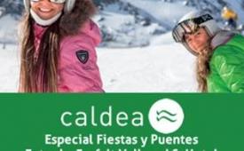Oferta Viaje Hotel Caldea - Especial Fiestas y Puentes:Entrada + Forfait Vallnord + Hotel