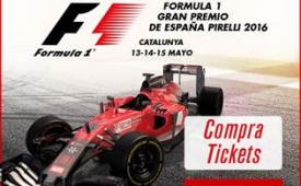 Oferta Viaje Hotel Gran Premio Fórmula 1 de España 2016