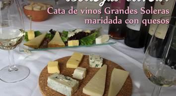 Oferta Viaje Hotel Bodegas Alvear - Cata de vinos Grandes Soleras maridada con quesos