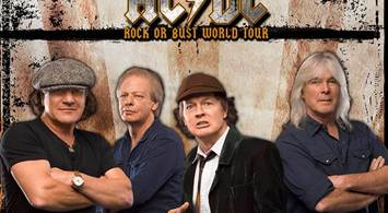 Oferta Viaje Hotel AC/DC - Rock or Bust World Tour