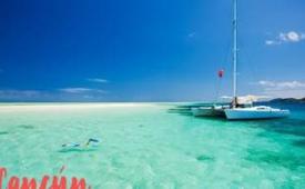 Oferta Viaje Hotel Navegación en Catamarán a Isla Mujeres