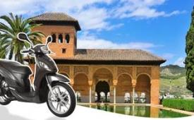 Oferta Viaje Hotel Alquila una moto en Granada