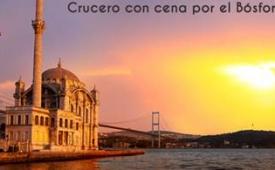 Oferta Viaje Hotel Estambúl - Crucero con cena por el Bósforo