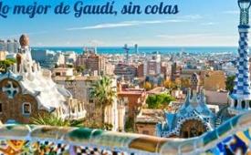 Oferta Viaje Hotel Barcelona Artistica - Lo mejor de Gaudí, sin colas