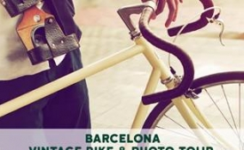 Oferta Viaje Hotel Barcelona - Vintage Bike & Photo Tour