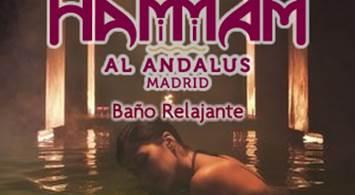 Oferta Viaje Hotel Hammam Al Ándalus Madrid - Baño Relajante