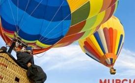 Oferta Viaje Hotel Murcia - Paseo en Globo