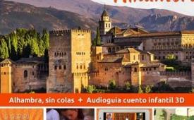 Oferta Viaje Hotel Alhambra, sin colas + Audioguía cuento infantil 3D