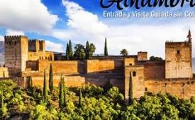 Oferta Viaje Hotel Alhambra - Entrada y Visita Guiada sin Colas