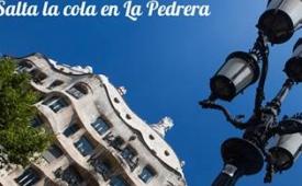 Oferta Viaje Hotel Barcelona Artística + Salta la cola en La Pedrera