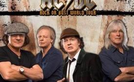 Oferta Viaje Hotel AC/DC - Rock or Bust World Tour